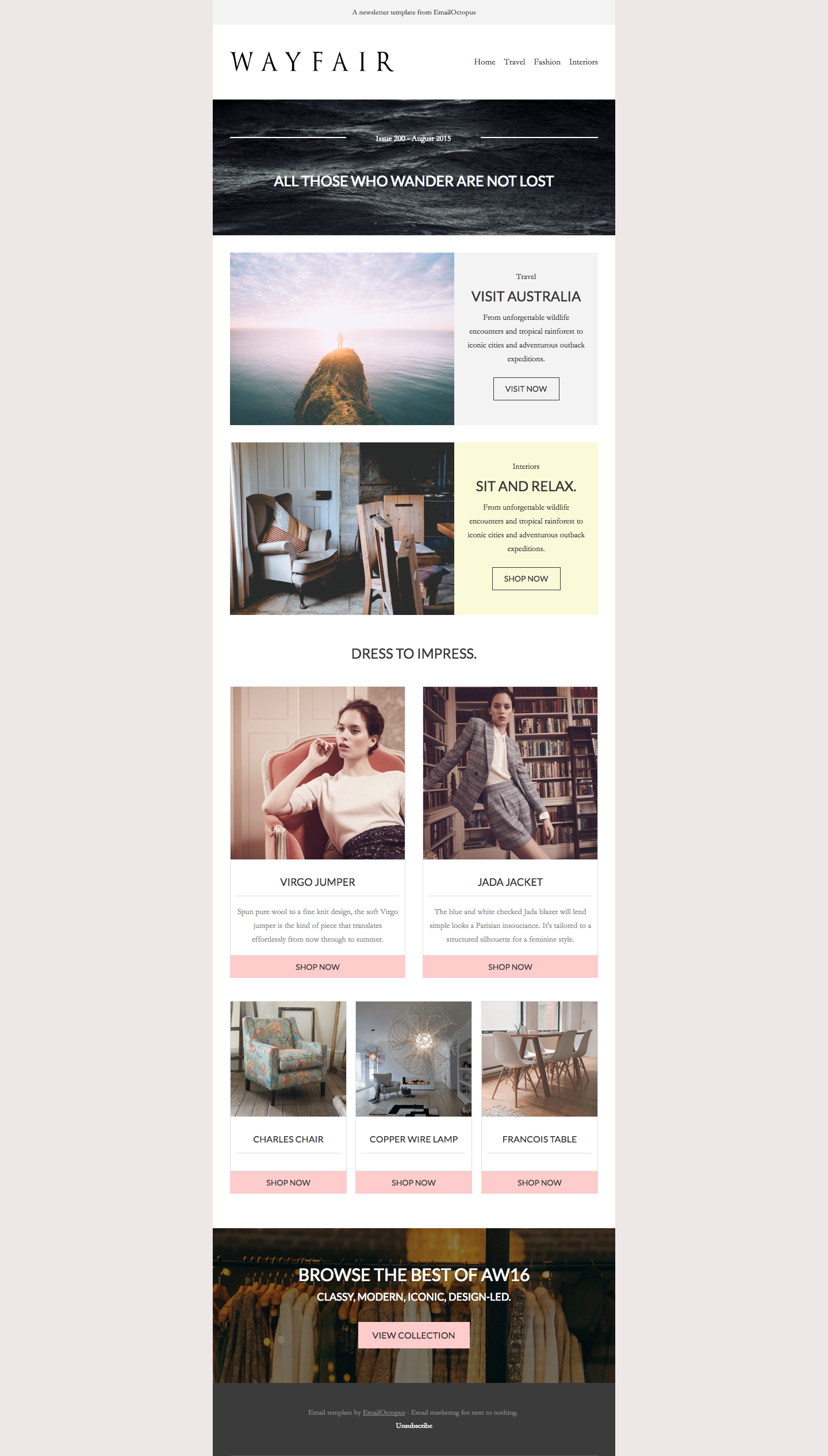 3 totally free premium responsive email templates – The EmailOctopus ...