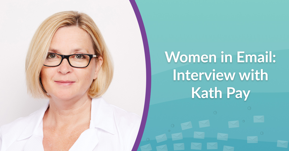 Women in email interview with Kath Pay