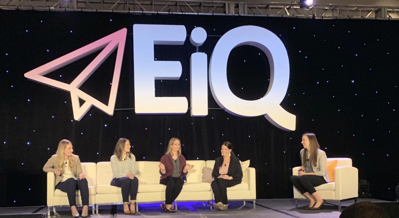 EiQ speaker's panel