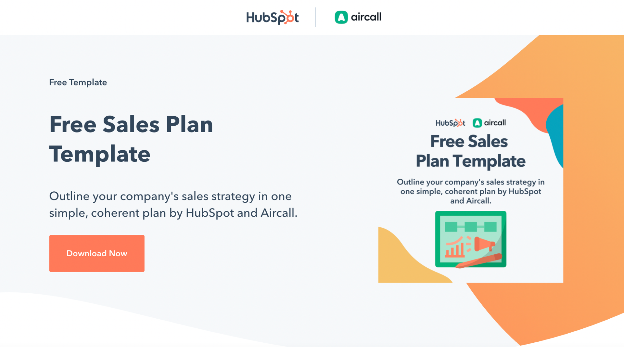 Example of a lead magnet being promoted on the HubSpot blog