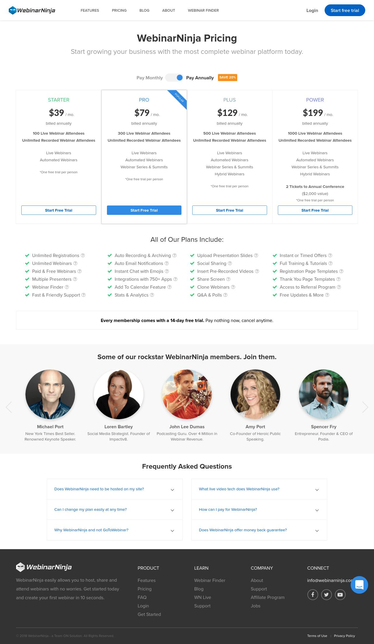 httpsmy.webinarninja.complans